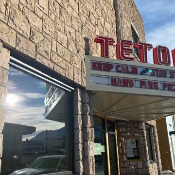 Old Teton Theatre