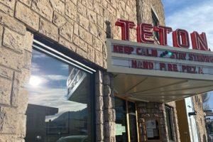 Old Teton Theatre